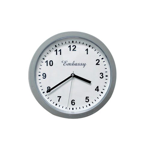 Trademark Global Wall Clock Safe