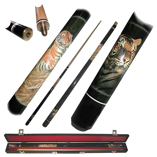 Trademark Global Bengal Tiger Pool Stick