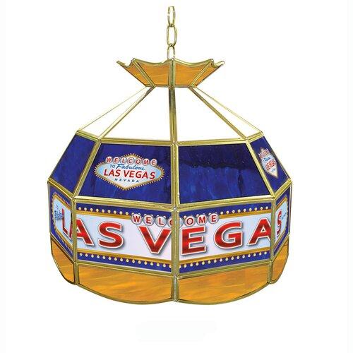 Trademark Global Las Vegas Tiffany Pendant