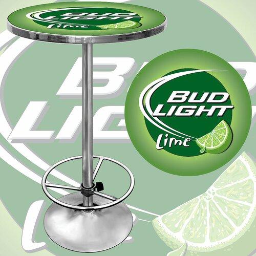 Trademark Global Bud Light Pub Table
