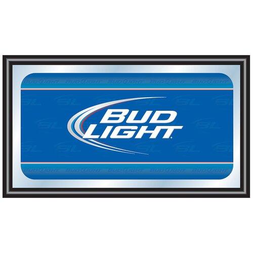 Bud Light Deluxe Framed Graphic Art