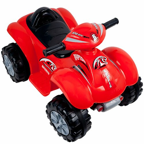 Trademark Global Rockin' Rollers 6V Battery Powered ATV