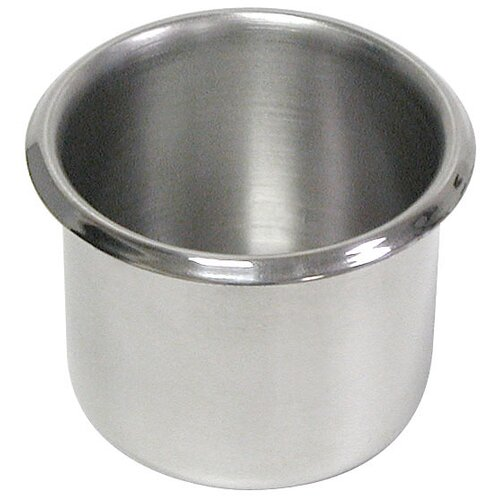 Trademark Global 10 Stainless Steel Cup Holders