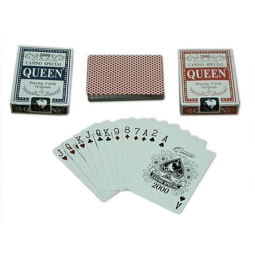 Trademark Global Queen Playing Cards 36 Decks