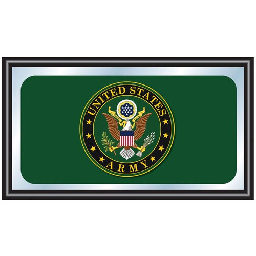 U.S Army Logo Framed Graphic Art