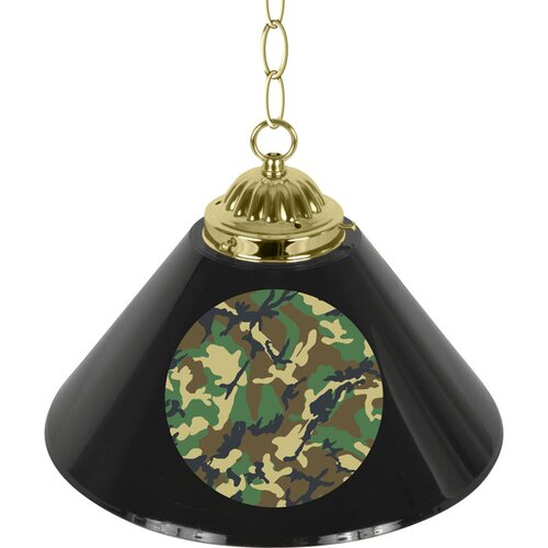 Hunt Camo 1 Light Bar Lamp