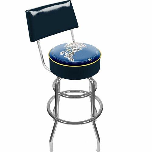 Trademark Global NCAA Swivel Bar Stool II