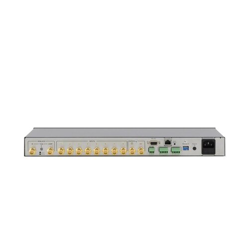 Comprehensive 8 x 1:2 HDSDI and SDI Switcher
