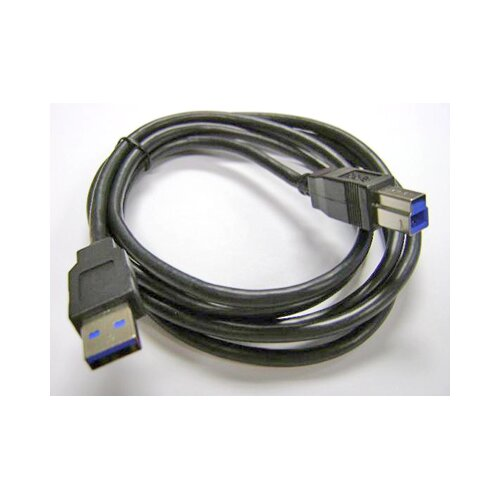 "Comprehensive 120"" USB 3.0 A Male To B Male Cable"