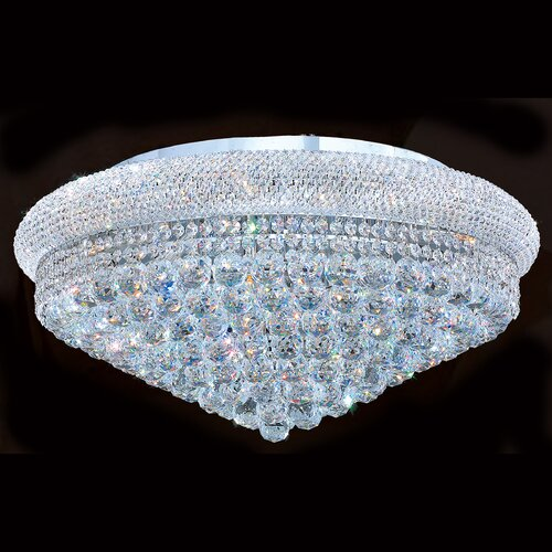 Empire 15 Light Flush Mount