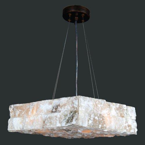 Pompeii 4 Light Pendant