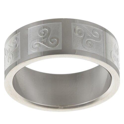 Trendbox Jewelry Spiral Triskele Band Ring