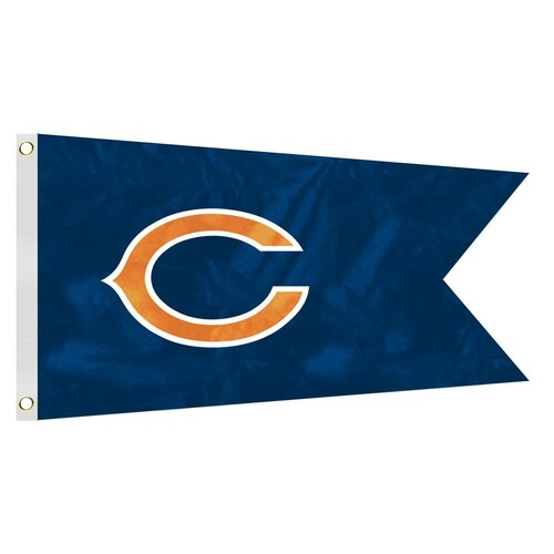 JTD Enterprises NFL Pennant Flag