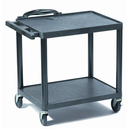 Buhl Multi-Purpose Height Adjustable AV Cart