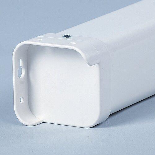 "Buhl Innsbruck Matte White 136"" Electric Projector Screen"