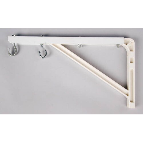 Buhl Adjustable Wall Bracket for Manual Screens