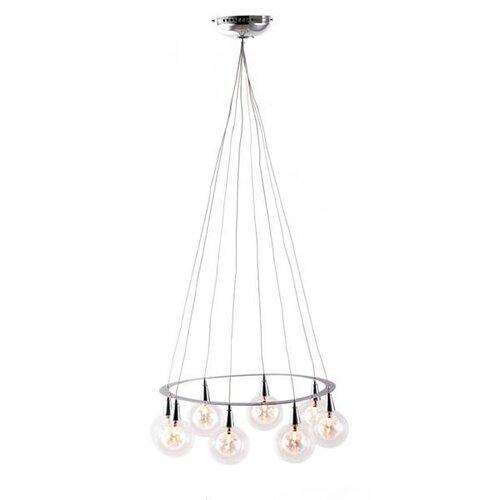 Radial 8 Light Ceiling Lamp