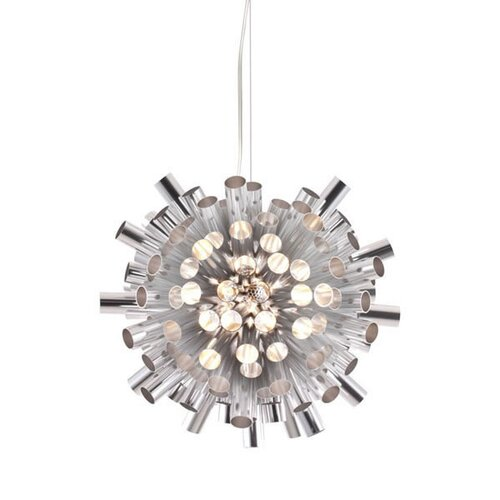 dCOR design Extravagance 9 Light Ceiling Lamp