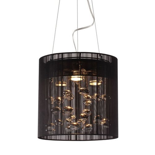 dCOR design Subatomic 3 Light Ceiling Lamp