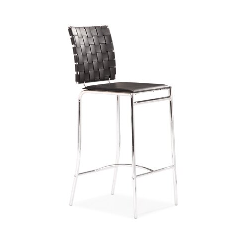 dCOR design Criss Cross Bar Stool
