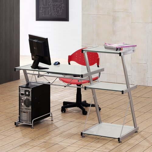 dCOR design Runner Computer Desk