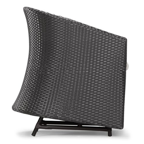 dCOR design Horseshoe Bay Outdoor Lounge Chair