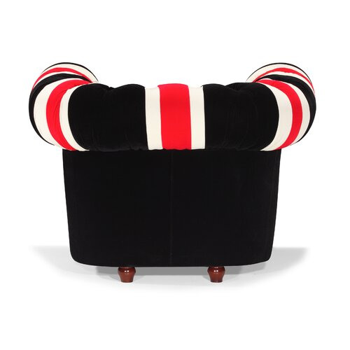 dCOR design Union Jack Armchair