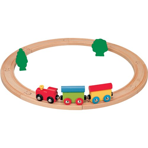 Nuchi Railway Circle Train Set