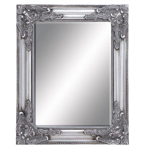 Woodland Imports Beveled Wall Mirror