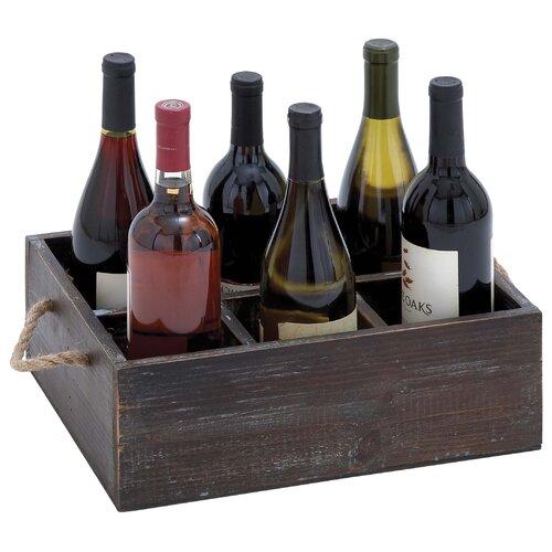 6 Bottle Wine Tray