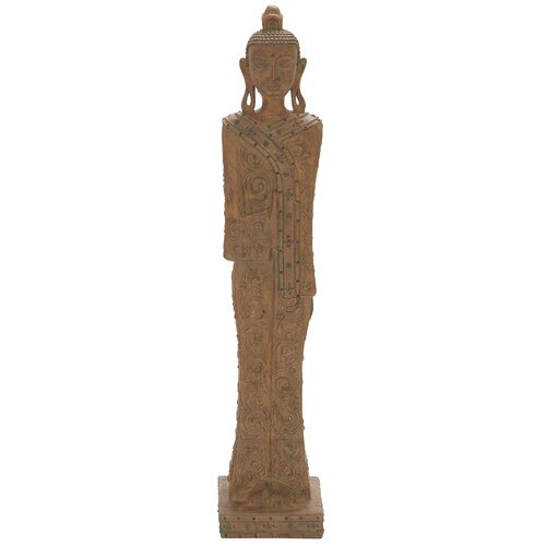 Polystone Table Top Buddha Sculpture