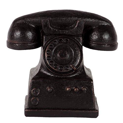 Woodland Imports Fabulous Resin Telephone Figurine