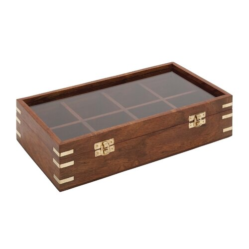 The Simple But Lovely Wood Glass Box