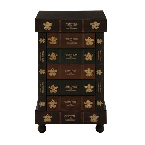 The Coolest 5 Drawer Standard Chest