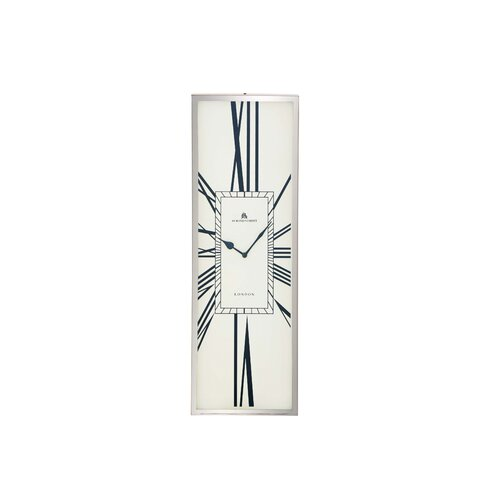 The Slim Stainless Steel Wall Clock
