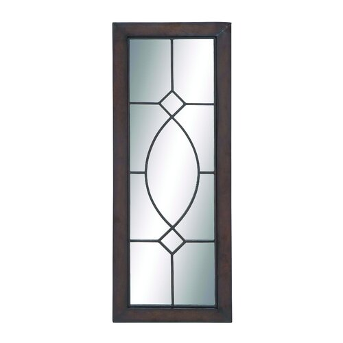 Jiandan Simple Metal Mirror Panel