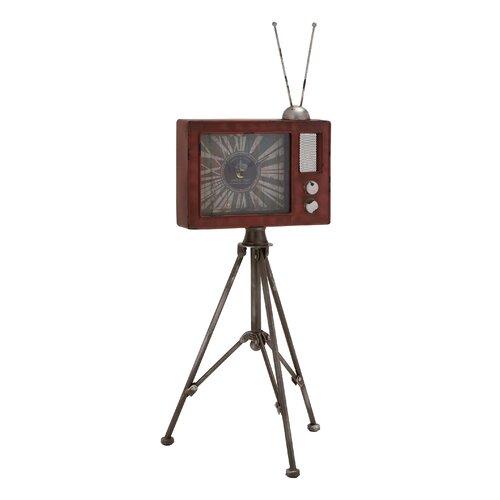 Creative Metal Table Clock