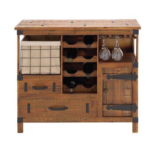 Amazing 8 Bottle Wine Cabinet
