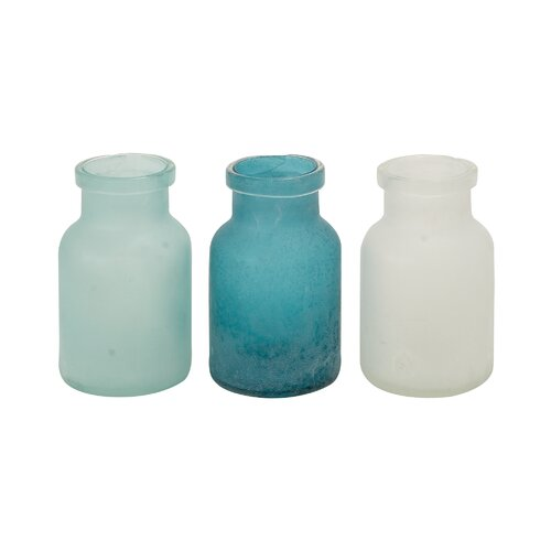 The Glass Vase (Set of 3)
