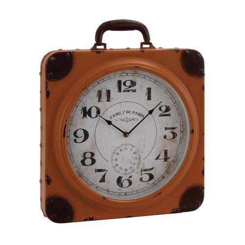 Eye Catching Metal Table Clock