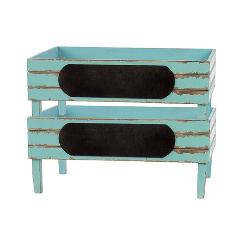 Countryside Inspired Wooden Storage
