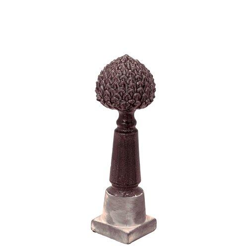 Woodland Imports Elegant Ceramic Cherimoya Figurine