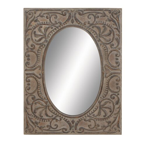 Flawless Metal Mirror