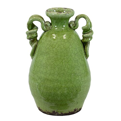 Traditional Double Ear Vase