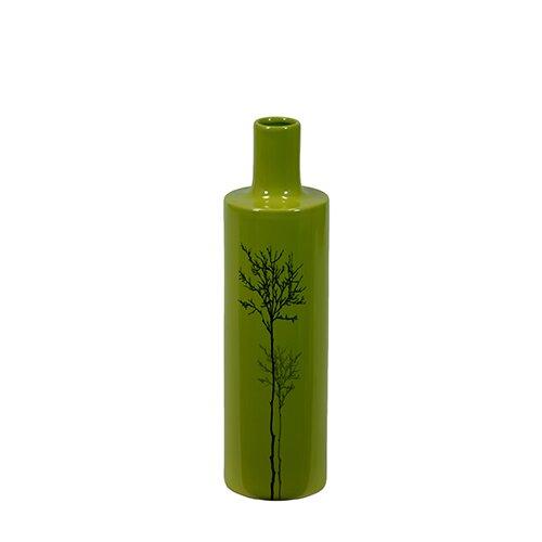 Charming Bottle Ceramic Vase