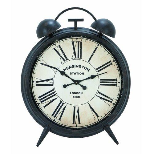 Corrosion Resistive Round Clock