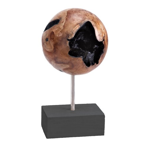 Woodland Imports Table Top Sphere Figurine