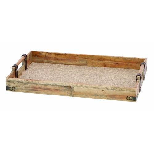 Woodland Imports Rectangular Serving Tray
