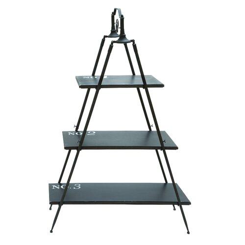 Woodland Imports Widening Shelf Tower