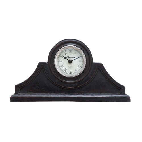 Contemporary Wood Clock